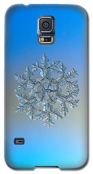 Snowflake Photo - Gardener's Dream Galaxy S5 Case