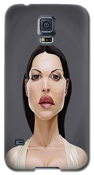 Celebrity Sunday - Monica Bellucci Galaxy S5 Case