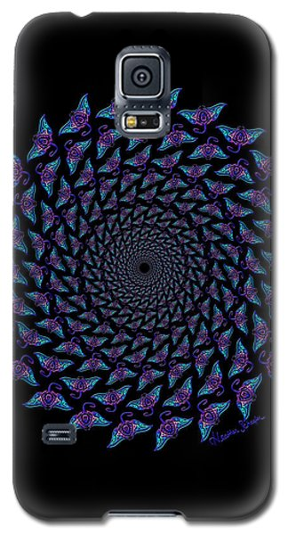 Tribal Migrating Mantas Galaxy S5 Case