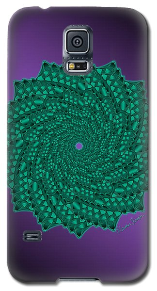 Alligator-dragon Tail Galaxy S5 Case