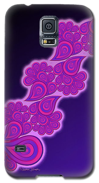 Crying Cotton Candy Galaxy S5 Case