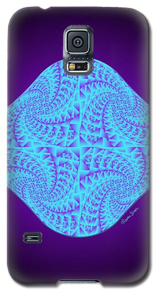 Glowing Moon Diamond Galaxy S5 Case