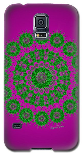 Green With Envy Galaxy S5 Case