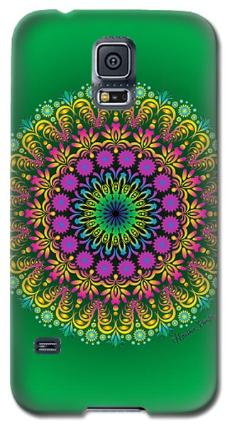 Spring Untitled Galaxy S5 Case