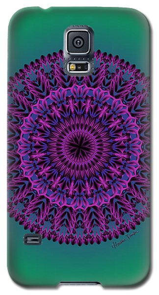 Purple Passion Galaxy S5 Case