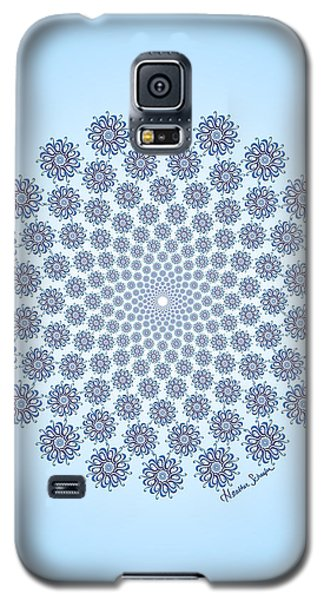 Feeling Blue Galaxy S5 Case