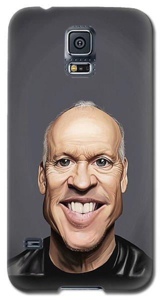 Celebrity Sunday - Michael Keaton Galaxy S5 Case