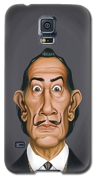 Celebrity Sunday - Salvador Dali Galaxy S5 Case