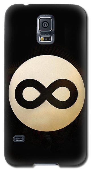 Fantasy Galaxy S5 Case - Infinity Ball by Nicholas Ely