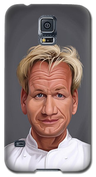 Celebrity Sunday - Gordon Ramsey Galaxy S5 Case