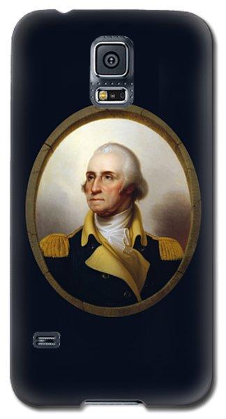 General Washington - Porthole Portrait  Galaxy S5 Case