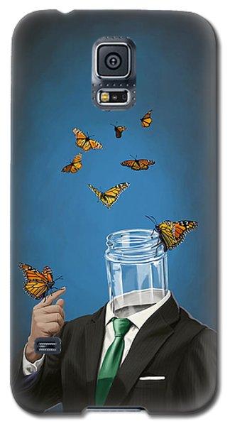 Jar Galaxy S5 Case