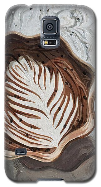 Morning Mocha Galaxy S5 Case