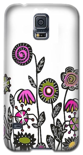 Hippie Garden Galaxy S5 Case