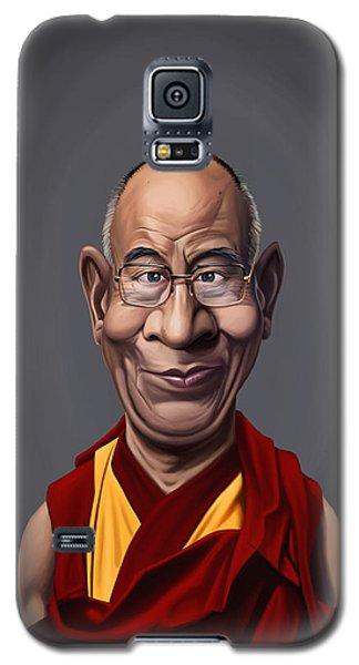 Celebrity Sunday - Dalai Lama Galaxy S5 Case