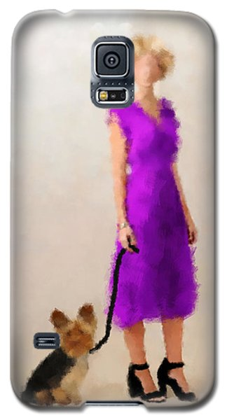 Christina Galaxy S5 Case