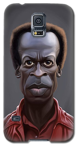 Celebrity Sunday - Miles Davies Galaxy S5 Case