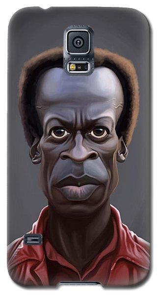 Celebrity Sunday - Miles Davies Galaxy S5 Case