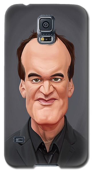 Celebrity Sunday - Quentin Tarantino Galaxy S5 Case