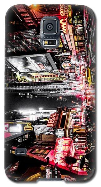 New York City Night II Galaxy S5 Case