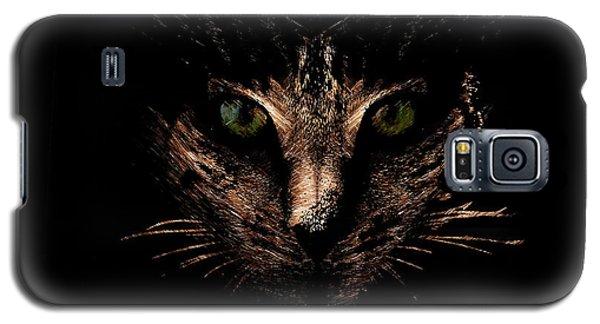 Lighting Galaxy S5 Case