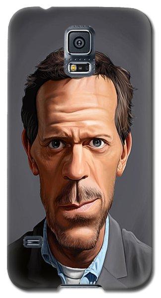 Celebrity Sunday - Hugh Laurie Galaxy S5 Case