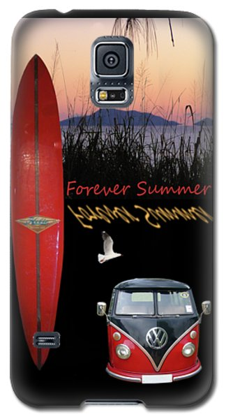Forever Summer 1 Galaxy S5 Case