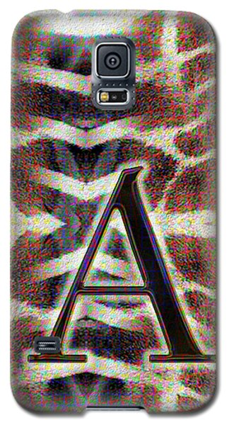 Monogram A Galaxy S5 Case