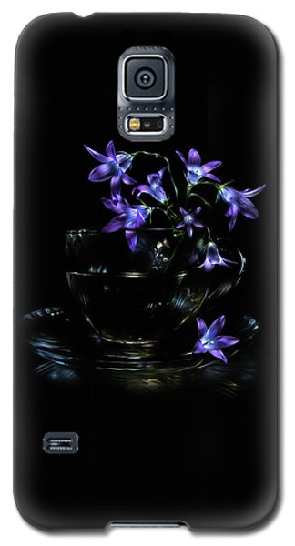 Galaxy S5 Case featuring the photograph Bluebells by Alexey Kljatov