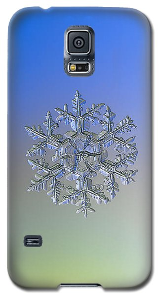 Snowflake Photo - Gardener's Dream Alternate Galaxy S5 Case