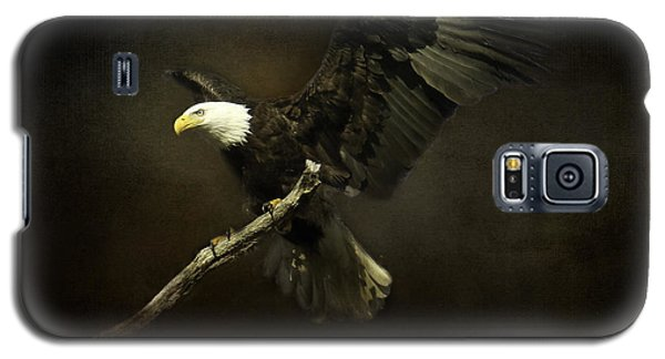 Under His Wings Galaxy S5 Case