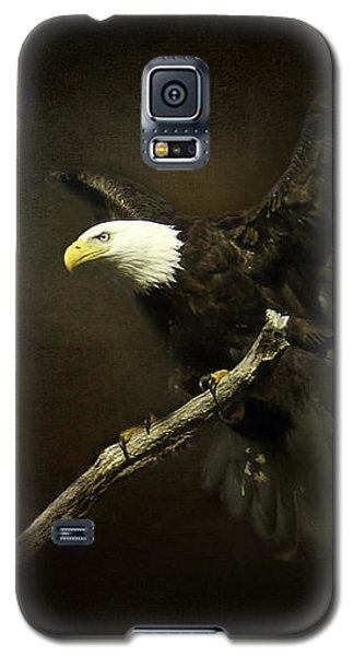 Under His Wings Galaxy S5 Case by Eleanor Abramson