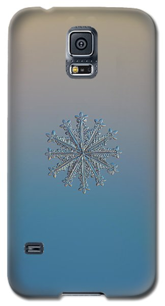 Snowflake Photo - Wheel Of Time Galaxy S5 Case