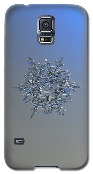 Snowflake Photo - Crystal Of Chaos And Order Galaxy S5 Case