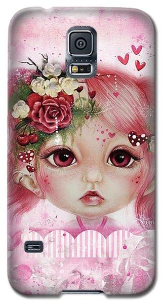 Rosie Valentine - Munchkinz Collection  Galaxy S5 Case by Sheena Pike