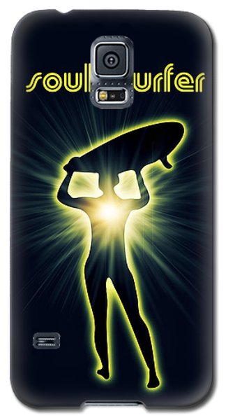 Venice Beach Galaxy S5 Case - Soul Surfer by Mark Ashkenazi