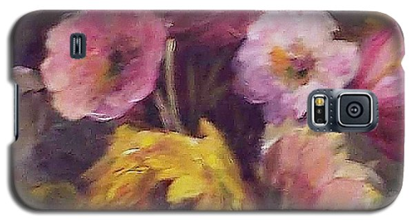 Abundance- Floral Painting Galaxy S5 Case