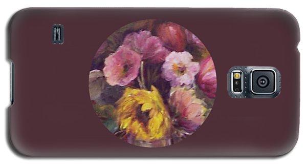Abundance- Floral Painting Galaxy S5 Case