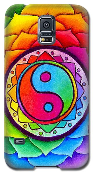 Healing Lotus Galaxy S5 Case