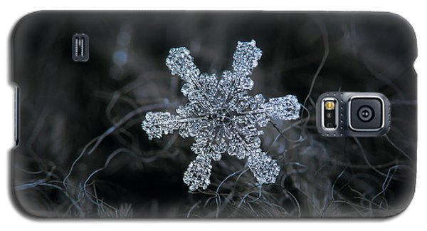 December 18 2015 - Snowflake 1 Galaxy S5 Case