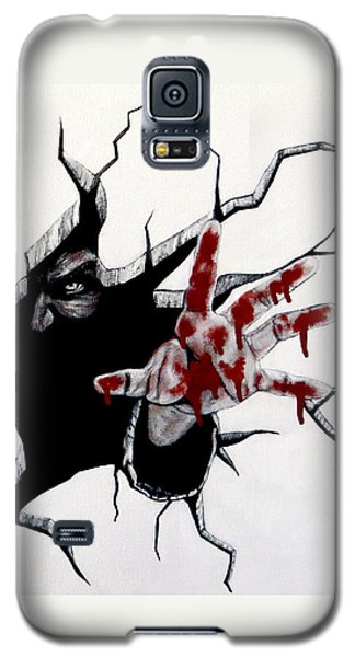 The Demon Inside Galaxy S5 Case