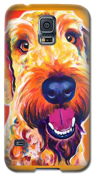 Airedoodle - Hank Galaxy S5 Case