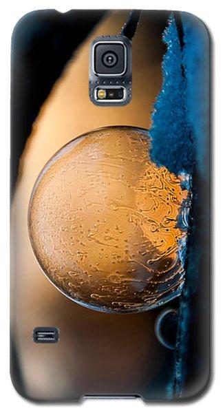 Captured Sunrise Galaxy S5 Case