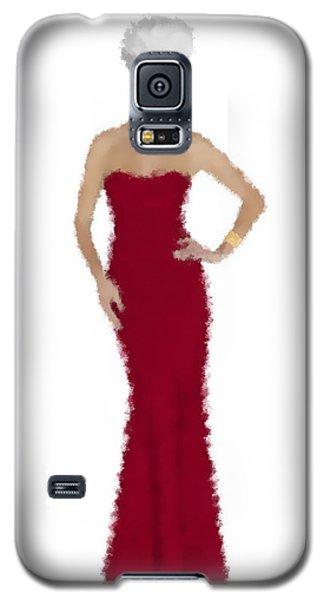 Garnet Galaxy S5 Case
