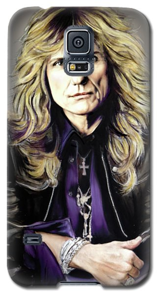 David Coverdale Galaxy S5 Case