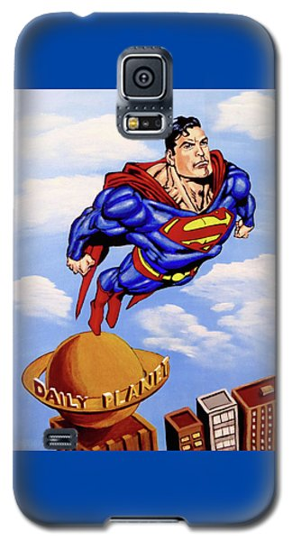Superman Galaxy S5 Case