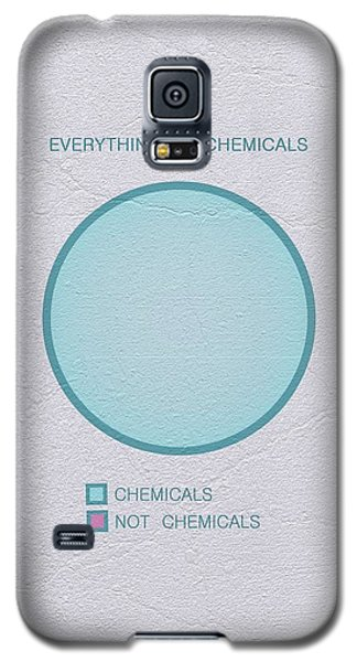 Everything Is Chemicals Galaxy S5 Case