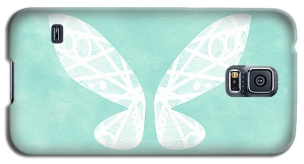 Fairy Galaxy S5 Case - Fairy Wings- Art By Linda Woods by Linda Woods