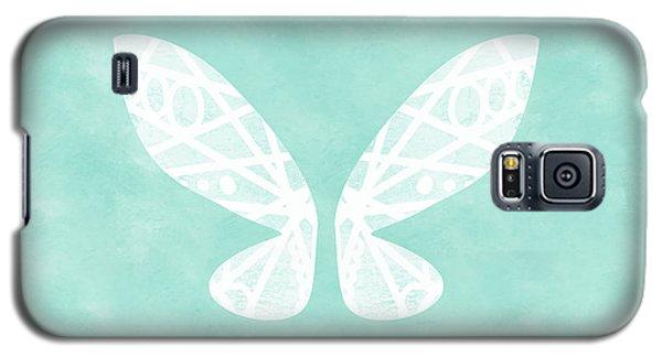 Fairy Galaxy S5 Case - Fairy Wings- Art By Linda Woods by Linda Woods