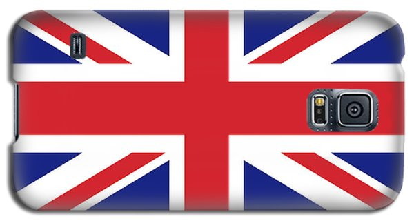 Union Jack Ensign Flag 1x2 Scale Galaxy S5 Case by Bruce Stanfield